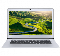 Free Acer 14 inch CB3-431 Chromebook Silver