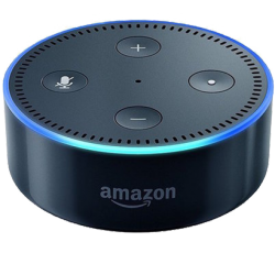 Free Amazon Echo Dot Black