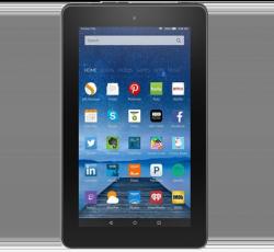 Free Amazon Fire Tablet 7 inch 8GB Wi-Fi Black