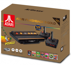 Free Atari Flashback 8 HD Game Console with 120 Games