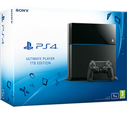 Free Playstation 4 Pro 1TB Console