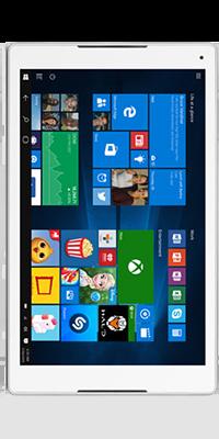 Alcatel Plus 10 32GB Silver front large image