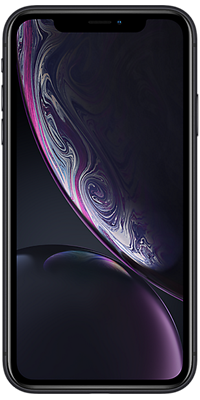Apple iPhone XR 64GB Black front large image