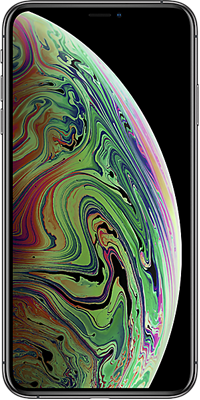 Apple iPhone XS Max 64GB Space Grey front large image