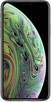 Apple iPhone XS 64GB Space Grey front large image