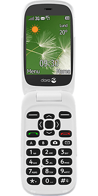 Doro PhoneEasy 6520 Black