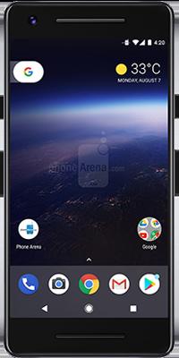 Google Pixel 2 XL 128GB Just Black front large image
