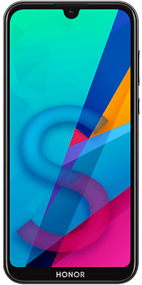 Honor 8S 32GB Black