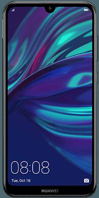 Huawei Y7 2019 32GB Black