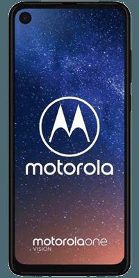 Moto One Vision 128GB Bronze