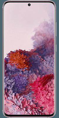 Samsung Galaxy S20 5G 128GB Cloud Pink