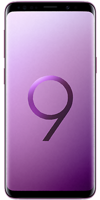 Samsung Galaxy S9 64GB Lilac Purple front large image