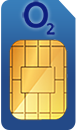 O2 Data SIM Card