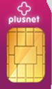 Plusnet SIM Card