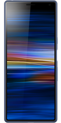 Sony Xperia 10 64GB Navy Blue front large image